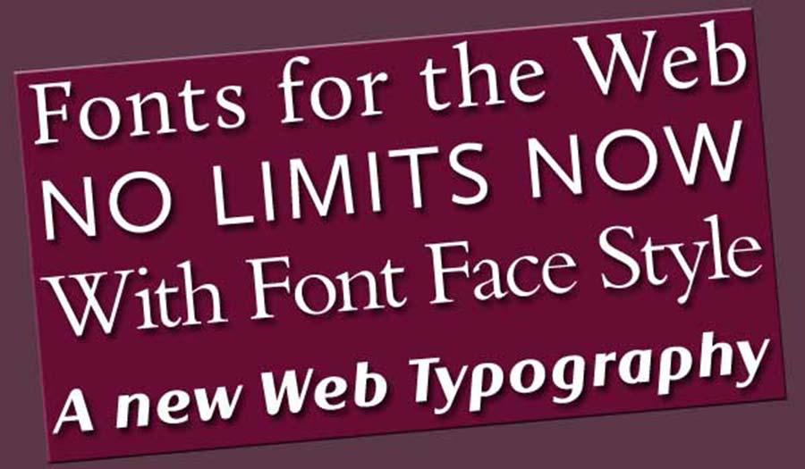 CSS3 e Font-face tutorial