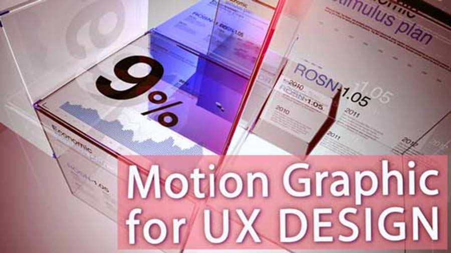 Motion Graphic UX
