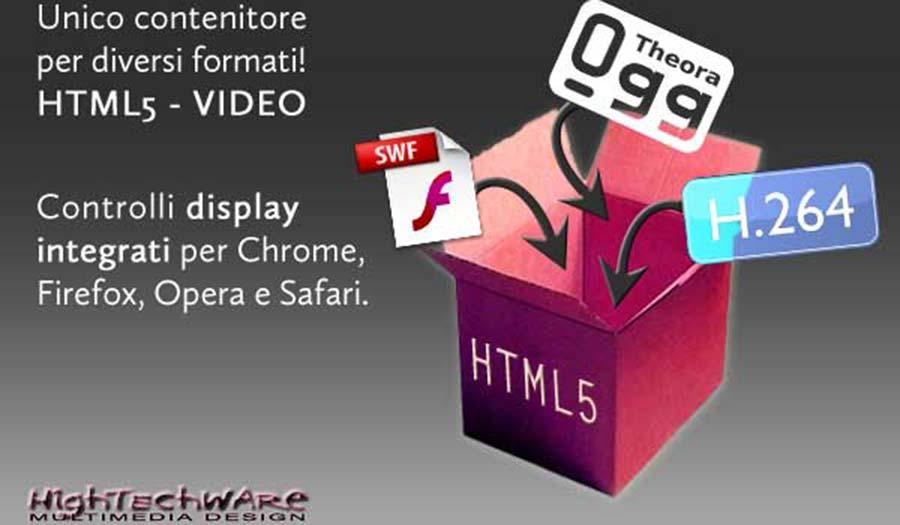 Video e HTML5